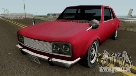 Elegy 1970s für GTA San Andreas