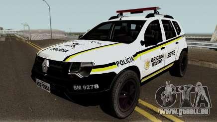 Renault Duster Brasilian Police für GTA San Andreas