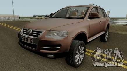 Volkswagen Touareg High Quality pour GTA San Andreas