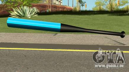 Baseball Bat Blue pour GTA San Andreas