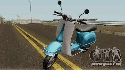 Pegassi Faggio Mod GTA V für GTA San Andreas