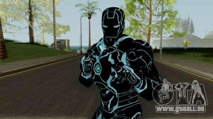 Ironman Mk4 Tron Legacy Armor pour GTA San Andreas