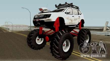 Dacia Monster Duster pour GTA San Andreas