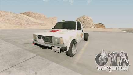 IZH-2345 (VIS-2345) pour GTA San Andreas
