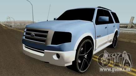 Ford Expedition Urban Rider Styling Kit pour GTA San Andreas
