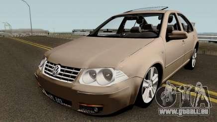 Volkswagen Bora 2014 pour GTA San Andreas