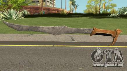 Injustice Scorpion Weapon pour GTA San Andreas