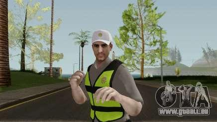 Skin Brigada Militar pour GTA San Andreas