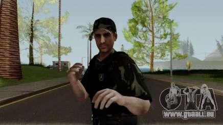 Skin GTAR - GM Pelotas pour GTA San Andreas