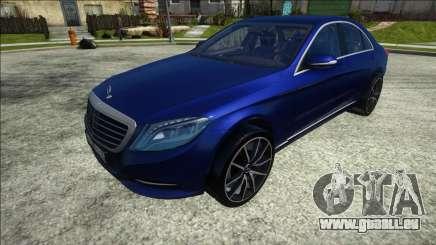 Mercedes-Benz S500 W222 Sedan pour GTA San Andreas
