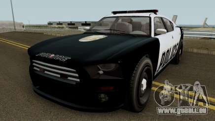 Police Buffalo GTA 5 für GTA San Andreas