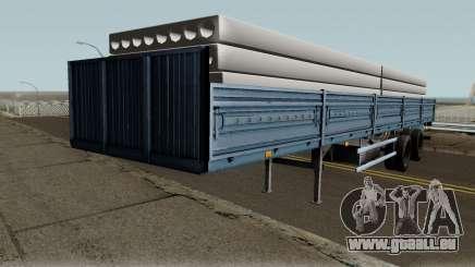 Semi-remorques MAZ 933001 pour GTA San Andreas