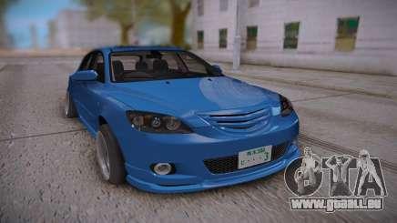 Mazda Axela für GTA San Andreas