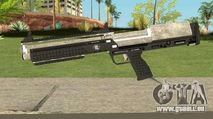 Bullpup Shotgun GTA 5 pour GTA San Andreas