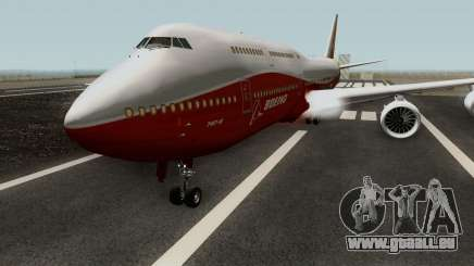 Boeing 747-8 Intercontinental pour GTA San Andreas