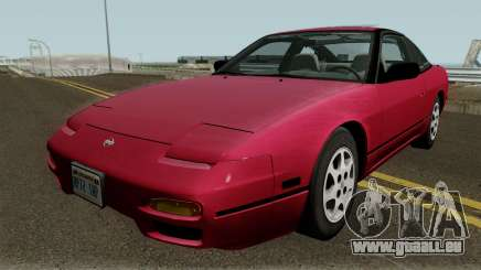 Nissan 240SX SE Fastback (S13) 1991 pour GTA San Andreas