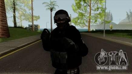 Skin Policia Civil: GOE pour GTA San Andreas