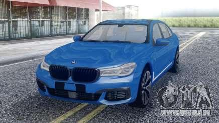 BMW M760Li für GTA San Andreas