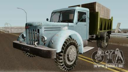 МАЗ 200 von Landwirtschafts-Simulator 2013 v2.0 für GTA San Andreas