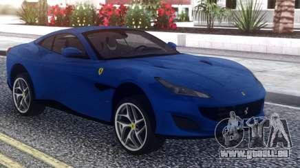 Ferrari Portofino 2018 pour GTA San Andreas