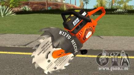 Disc Kettensäge für GTA San Andreas