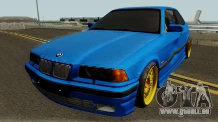 BMW E36 2.8i pour GTA San Andreas