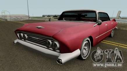 Dodge Polara Custom (Medium Poly) v1.0 1961 für GTA San Andreas