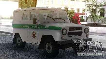 UAZ 3151 für GTA San Andreas