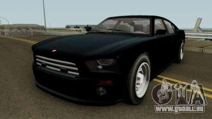 FIB Buffalo GTA 5 pour GTA San Andreas