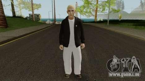Eminem Skin V2 für GTA San Andreas zweiten Screenshot