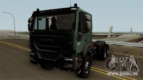 Iveco Trakker Cab Low 6x4 für GTA San Andreas