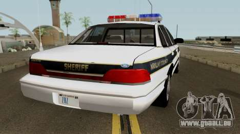 Ford Sheriff Arklay Country Mountains für GTA San Andreas