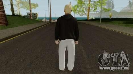 Eminem Skin V2 für GTA San Andreas dritten Screenshot
