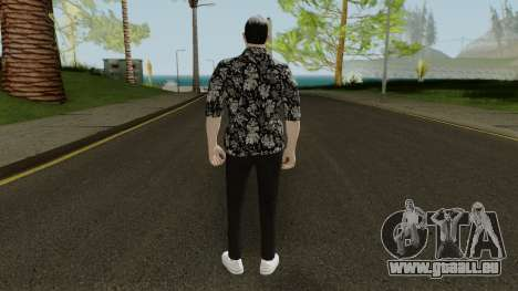 Skin DLC After Hours Male pour GTA San Andreas