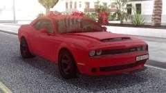 Dodge Demon pour GTA San Andreas