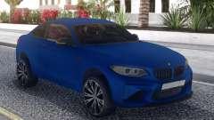 BMW M2 Wheels pour GTA San Andreas