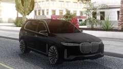 BMW X7 2017 pour GTA San Andreas