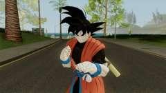 Goku Xeno (Dragon Ball Heroes) from DBXV2 pour GTA San Andreas