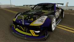 Nissan 350Z JDM E-ON (Z33) pour GTA San Andreas