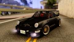 Porsche 964 Mid Night