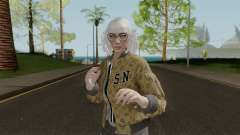 After Hours DLC Female HQ pour GTA San Andreas