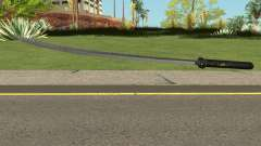 Katana HQ (With HD Original Icon) pour GTA San Andreas
