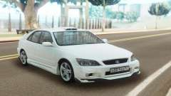 Lexus IS300 Full Tuning pour GTA San Andreas