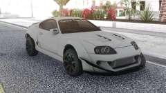 Toyota Supra White für GTA San Andreas