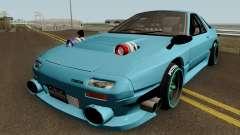 Deuces Mazda RX-7 Savanna FC3S für GTA San Andreas