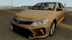 Toyota Camry V55 2017 pour GTA San Andreas