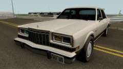Dodge Diplomat 1981-1987 für GTA San Andreas