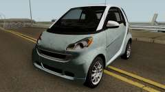 SMART FOR TWO - MQ 2012