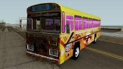 Hashan Golden Bird Bus für GTA San Andreas