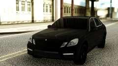 Mercedes-Benz E63 W212 pour GTA San Andreas